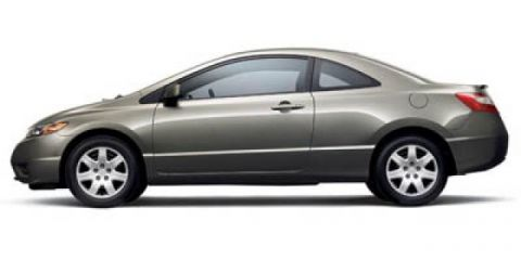 Pre-Owned 2006 Honda Civic Cpe LX