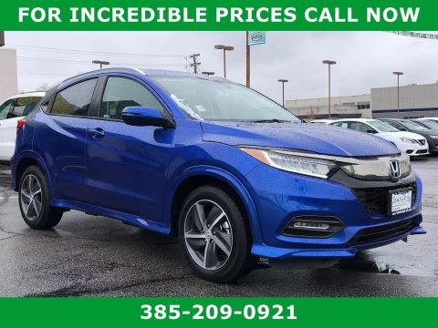 Pre-Owned 2019 Honda HR-V Touring