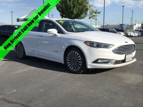 Pre-Owned 2018 Ford Fusion Hybrid Platinum
