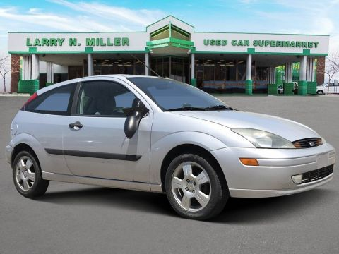 Pre-Owned 2003 Ford Focus ZX3 Base