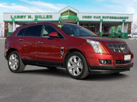 Pre-Owned 2010 Cadillac SRX Turbo Performance Collection