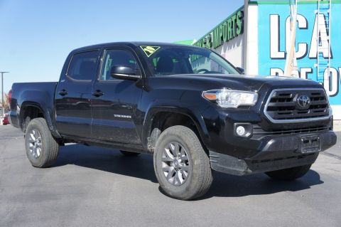 Pre-Owned 2019 Toyota Tacoma 4WD SR5