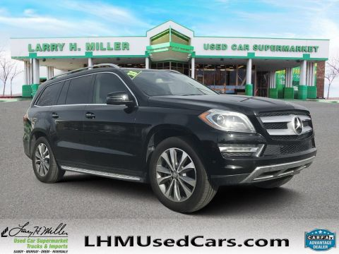 Pre-Owned 2015 Mercedes-Benz GL-Class GL 350 BlueTEC®