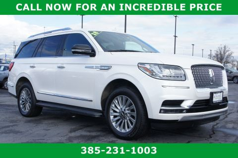Pre-Owned 2018 Lincoln Navigator Premiere