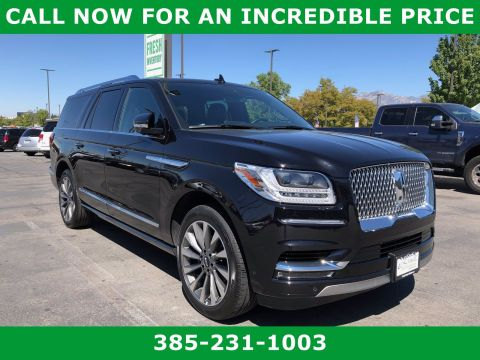 Pre-Owned 2020 Lincoln Navigator L Reserve