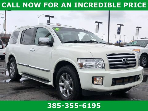 Pre-Owned 2007 INFINITI QX56 Base