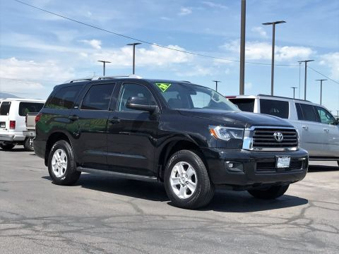Pre-Owned 2018 Toyota Sequoia
