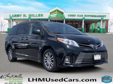 Lake City Toyota >> Used Toyota Sienna In Salt Lake City Larry H Miller Used Car