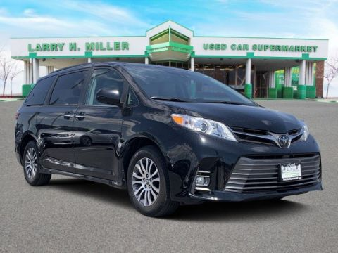 Pre-Owned 2019 Toyota Sienna Limited