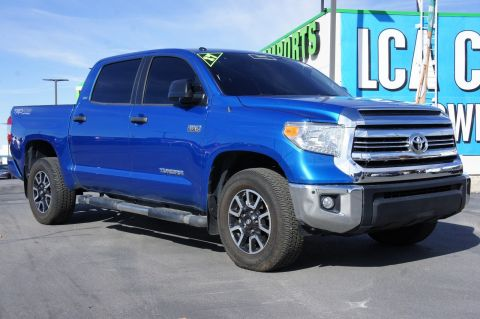 Pre-Owned 2017 Toyota Tundra 4WD TRD Pro