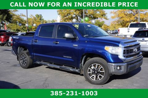 Pre-Owned 2014 Toyota Tundra 4WD SR5