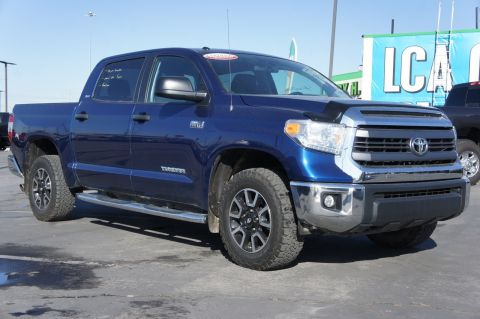 Pre-Owned 2015 Toyota Tundra 4WD