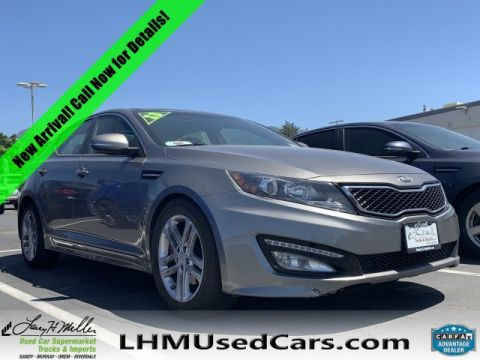 Pre-Owned 2013 Kia Optima SX w/Limited Pkg