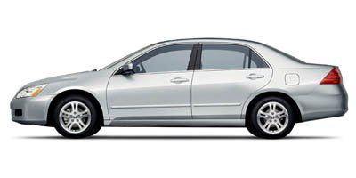 Pre-Owned 2007 Honda Accord LX SE