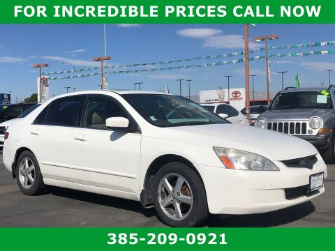 Pre-Owned 2005 Honda ACCORD EX