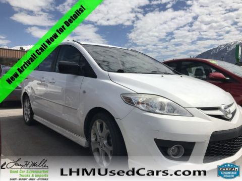 Pre-Owned 2009 Mazda5 Grand Touring