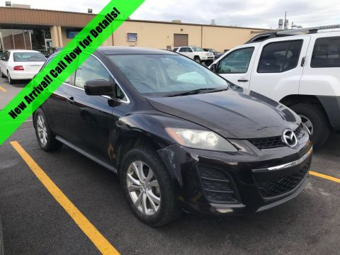 Pre-Owned 2010 Mazda CX-7 Touring