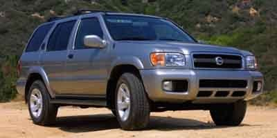 Pre-Owned 2003 Nissan Pathfinder