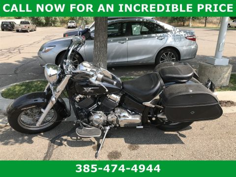 Pre-Owned 2007 Yamaha Motorcycle