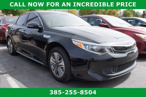 Pre-Owned 2017 Kia Optima Plug-In Hybrid EX
