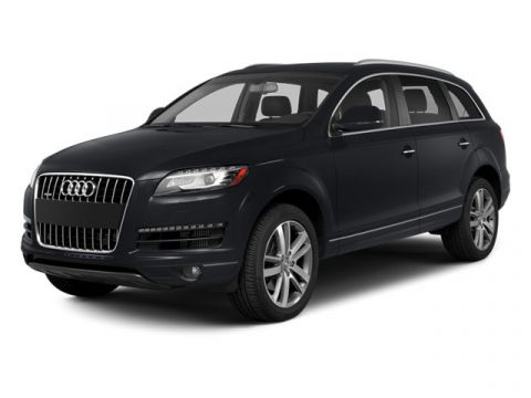 Pre-Owned 2014 Audi Q7 3.0T Premium Plus