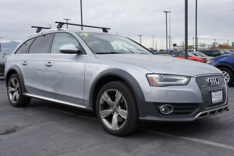 Pre-Owned 2016 Audi allroad Premium Plus
