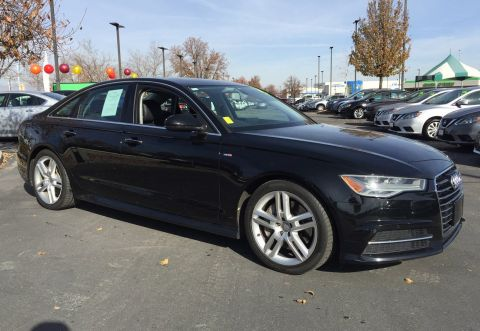 Pre-Owned 2016 Audi A6 2.0T Premium Plus