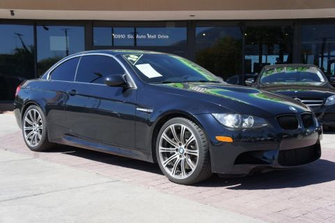 Pre-Owned 2010 BMW M3