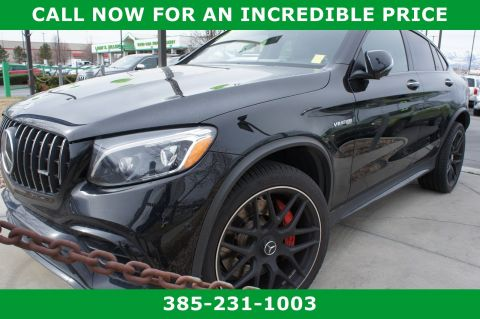 Pre-Owned 2019 Mercedes-Benz GLC AMG® GLC 63 S