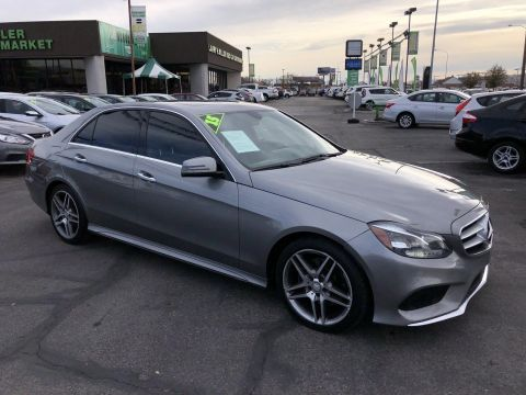 Pre-Owned 2015 Mercedes-Benz E-350